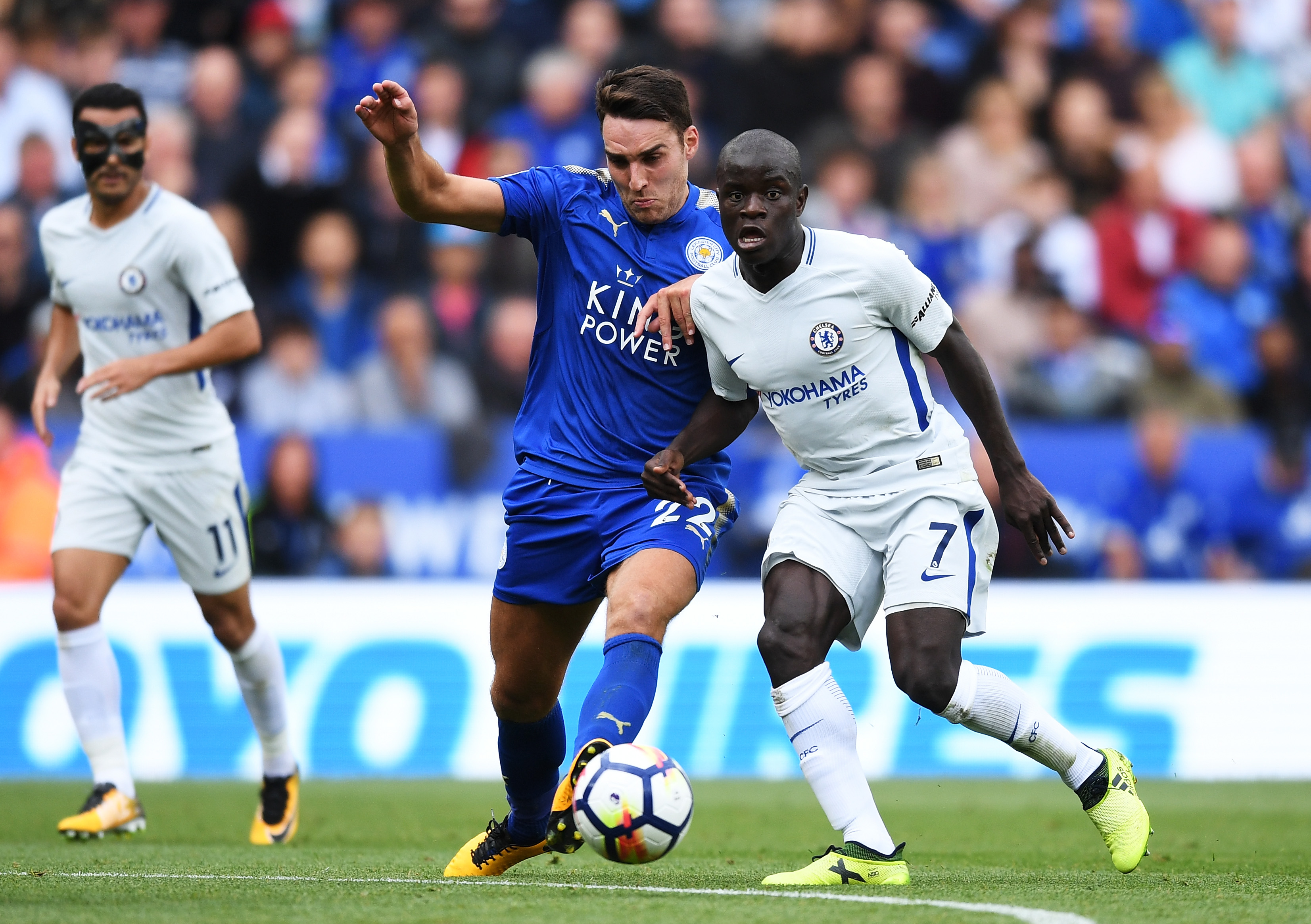 Chelsea's Champions League return was 'perfect', says Antonio Conte